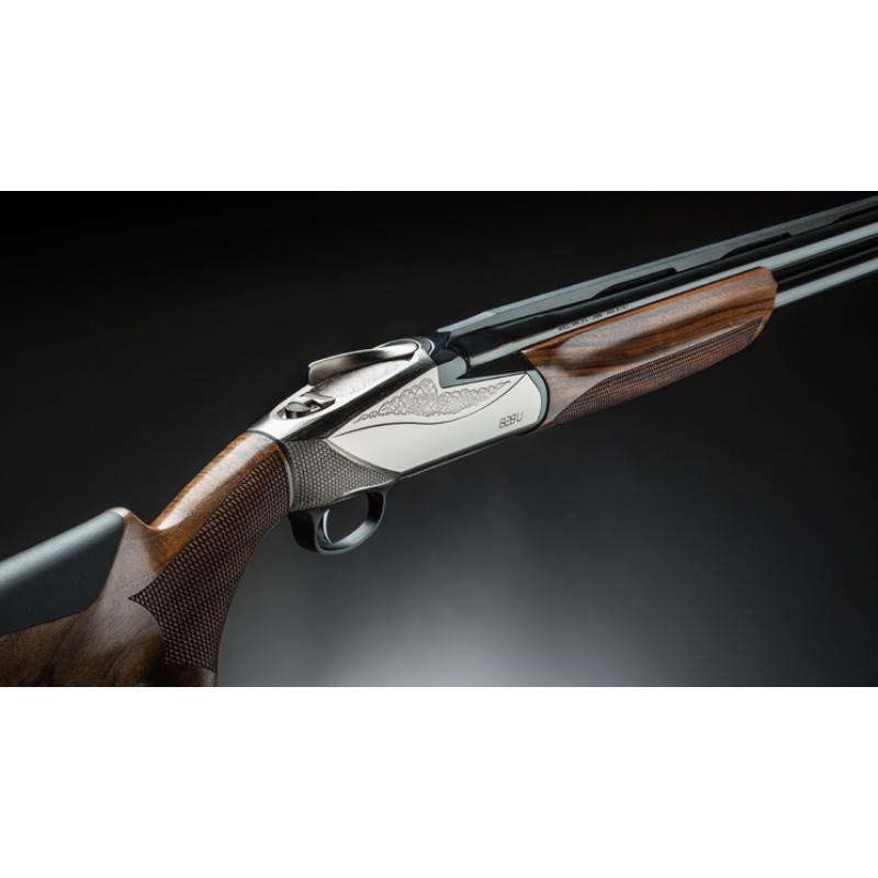 Benelli 828 U Silver 12/76 sörétes fegyver