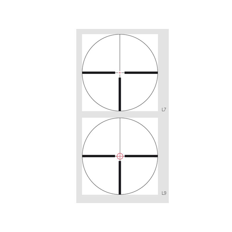 Schmidt Bender Zenith 1-8x24 céltávcső-2