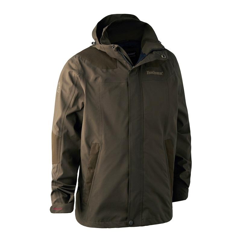 Deerhunter Track Rain Jacket - Zöld esőkabát