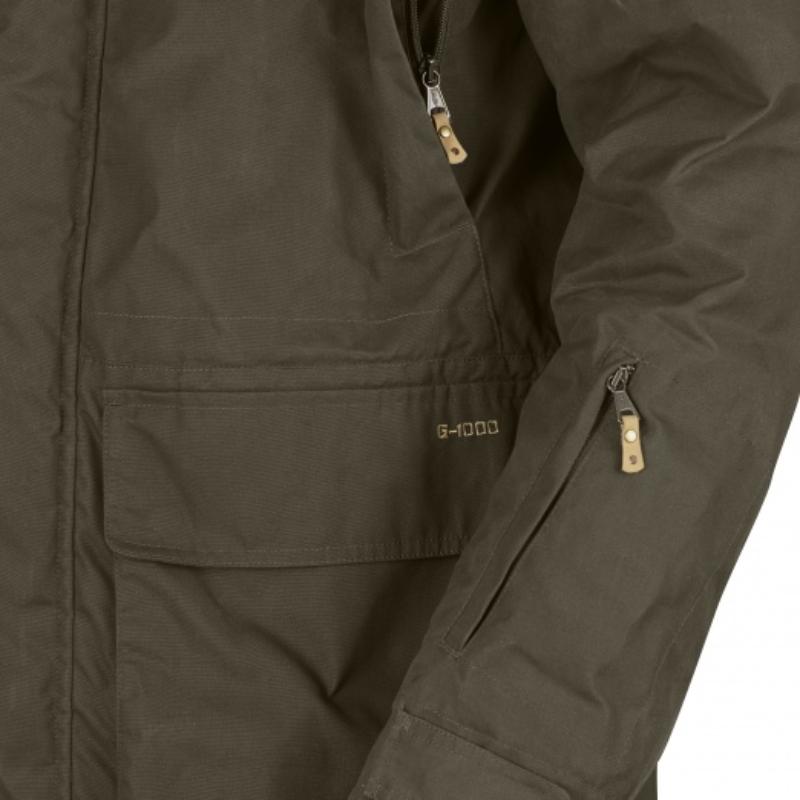 Fjällräven bélelt kabát - Brenner Pro Padded Jacket-1