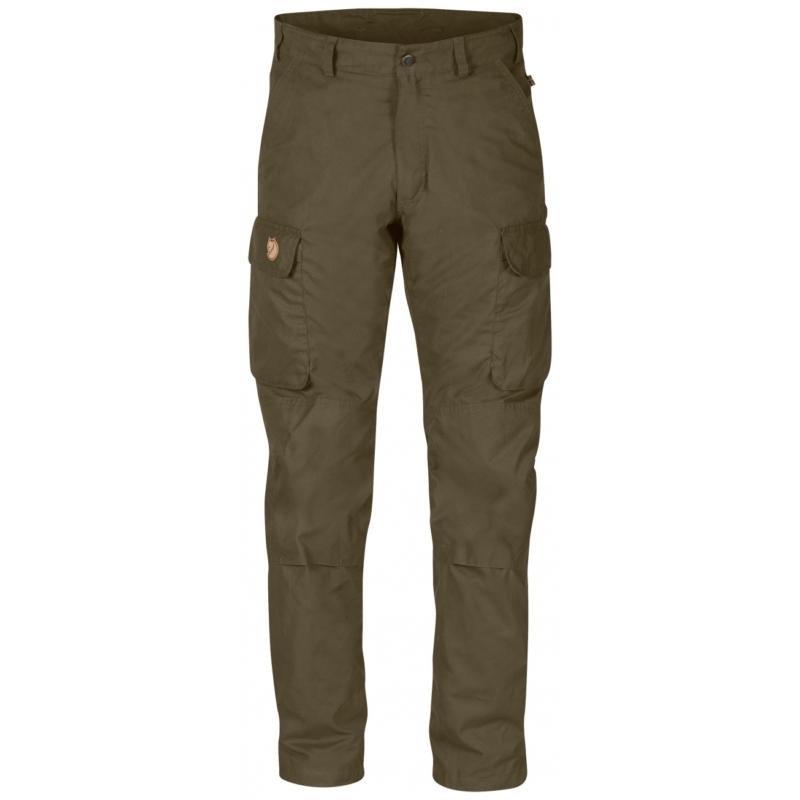 Fjällräven téli nadrág - Brenner Pro Winter Trousers olaj zöld