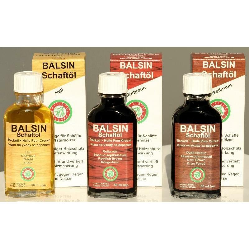 tusolaj Balsin vörösbarna 50ml