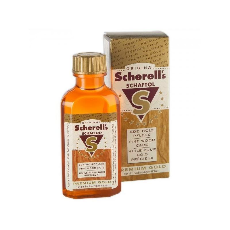 Scherells Premium Gold tusolaj 50ml
