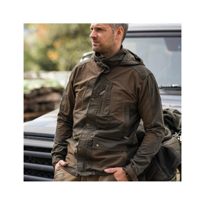 Deerhunter kabát -  Strike Jacket - Long