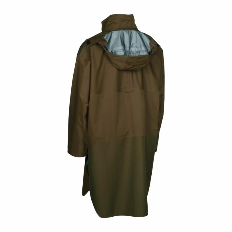 Deerhunter kabát - Track rain barna anorák-0
