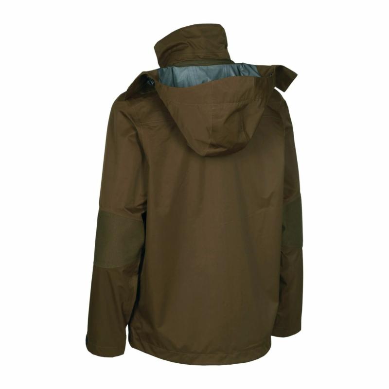 Deerhunter kabát - Track rain barna-0