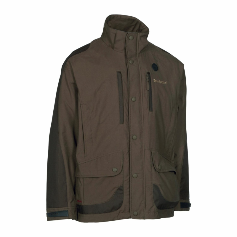 Deerhunter kabát - Upland Jacket - barna megerősített