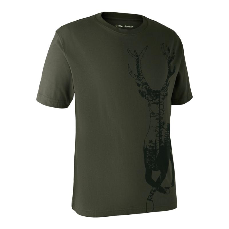 Deerhunter póló - T-shirt with Deer ÚJ!