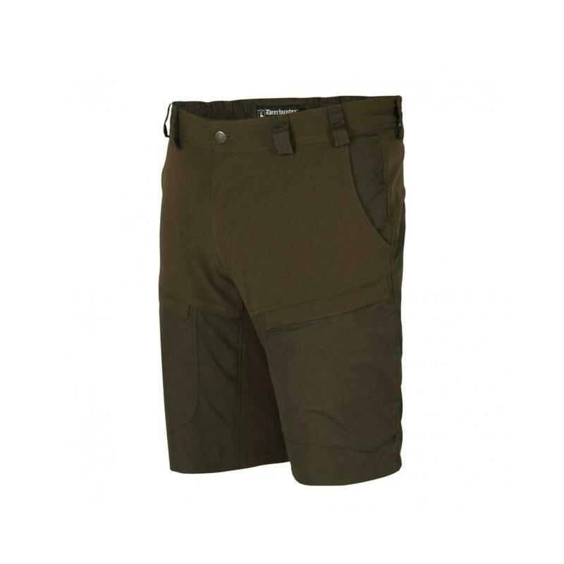 Deerhunter rövidnadrág zöld - Strike shorts