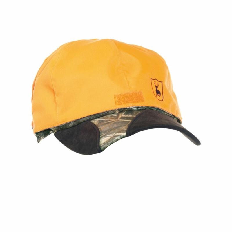 Deerhunter sapka - Muflon álcamintás/narancssárga-0