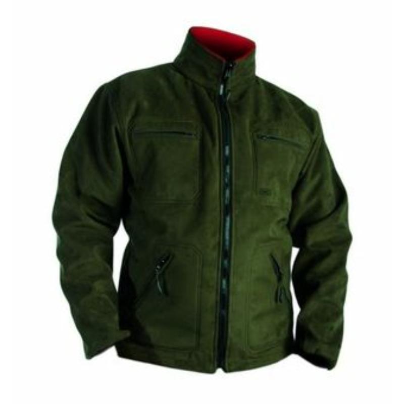 Greenline 2 oldalas vízálló jacket