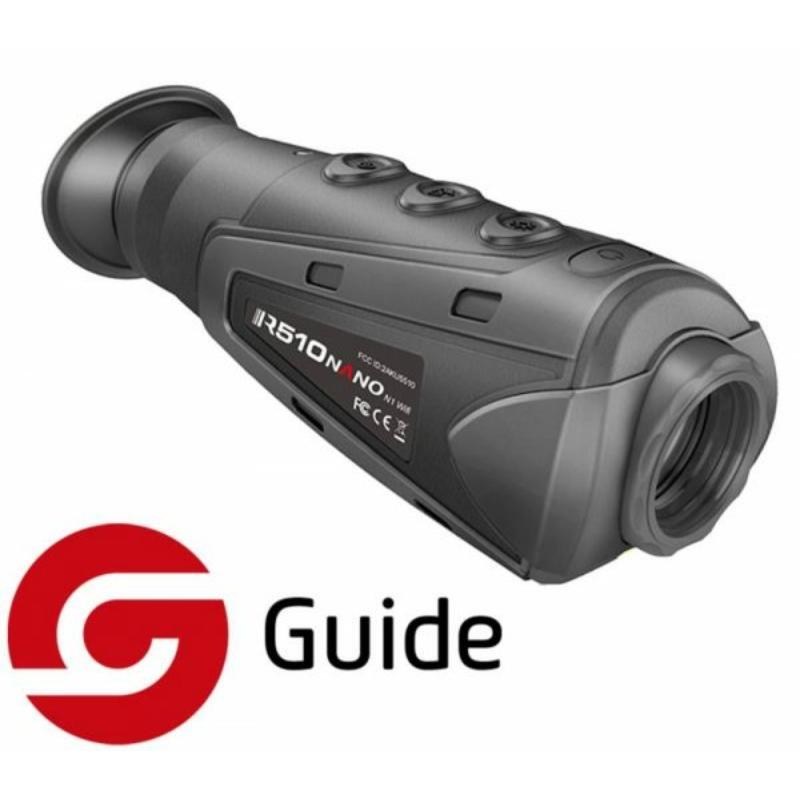 Guide IR510 Nano 1 hőkamera okos szett (+ nyakpánt + csavar + tok + powerbank)