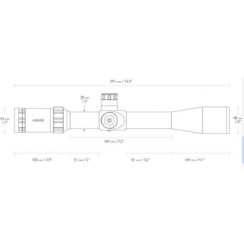 5-20X42 30 SF IR 20xHalf Mil-Dot-0