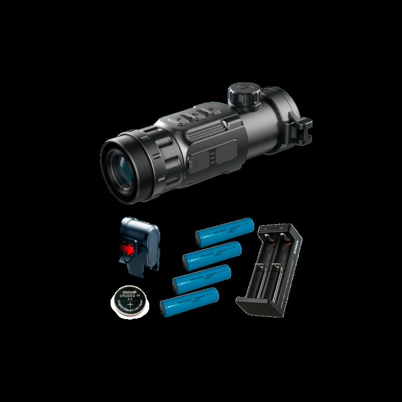 Infiray CH50 hőkamera kereső / céltávcső előtét akkumulátor szettel