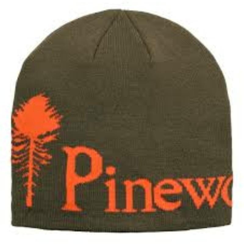 Pinewood Melange Sapka-zöld/narancs