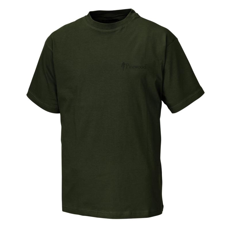 Pinewood póló - vadászpóló zöld 2DB
