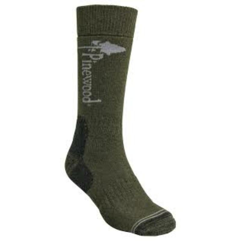 Pinewood zokni - Melange zokni