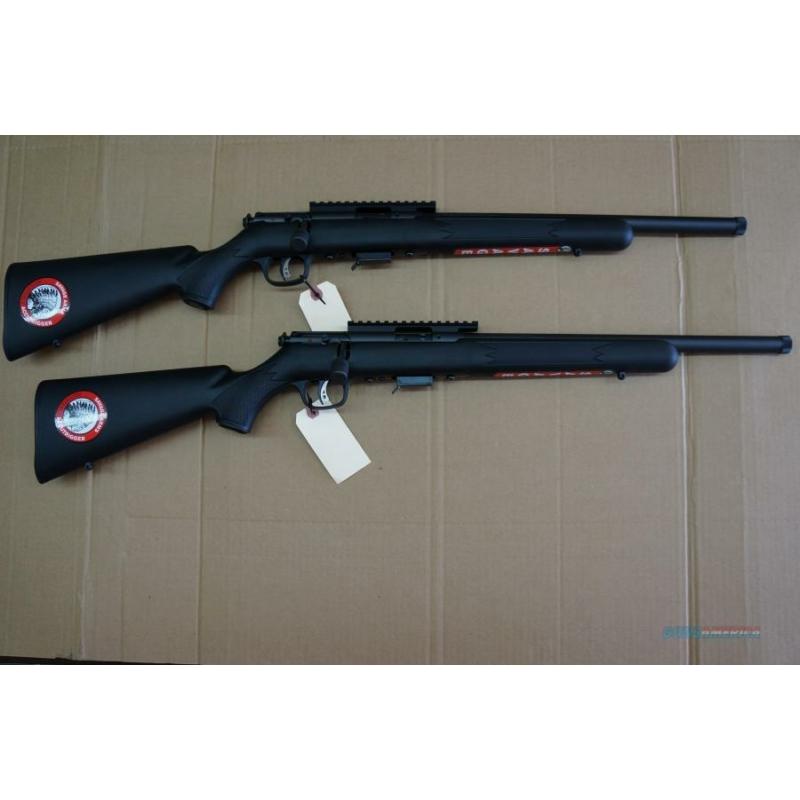 Savage 93R17 FV-SR 17HMR Heavy golyós puska-0