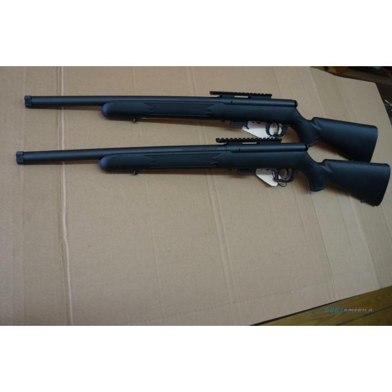 Savage 93R17 FV-SR 17HMR Heavy golyós puska-1